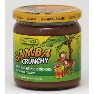 Samba Crunchy Pâte à Tartiner Éclats de Noisettes Bio